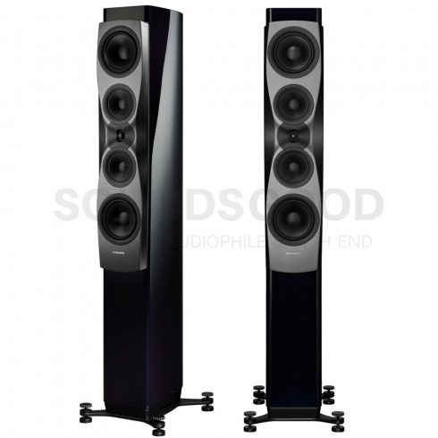 Dynaudio Confidence 50 High End álló hangfal - Midnight High Gloss
