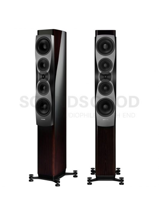 Dynaudio Confidence 50 High End álló hangfal - Raven Wood High Gloss