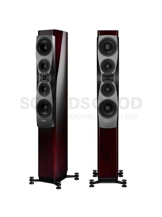 Dynaudio Confidence 50 High End álló hangfal - Ruby Wood High Gloss
