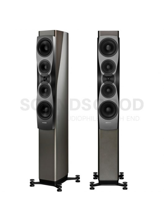 Dynaudio Confidence 50 High End álló hangfal - Smoke High Gloss