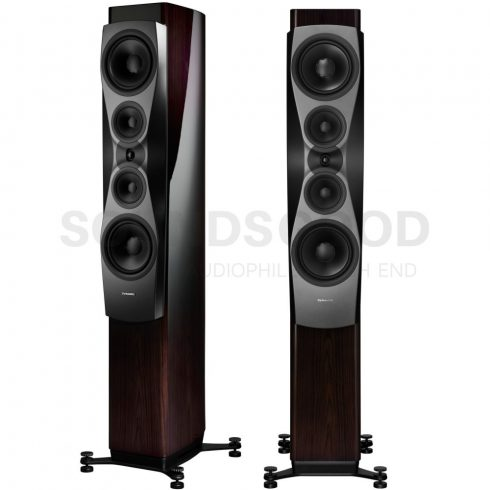 Dynaudio Confidence 60 - Raven Wood High Gloss