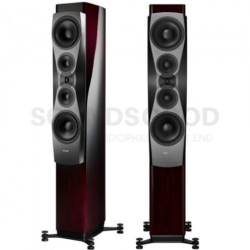 Dynaudio Confidence 60 High End álló hangfal - Ruby Wood High Gloss