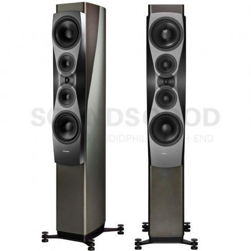 Dynaudio Confidence 60 - Smoke High Gloss