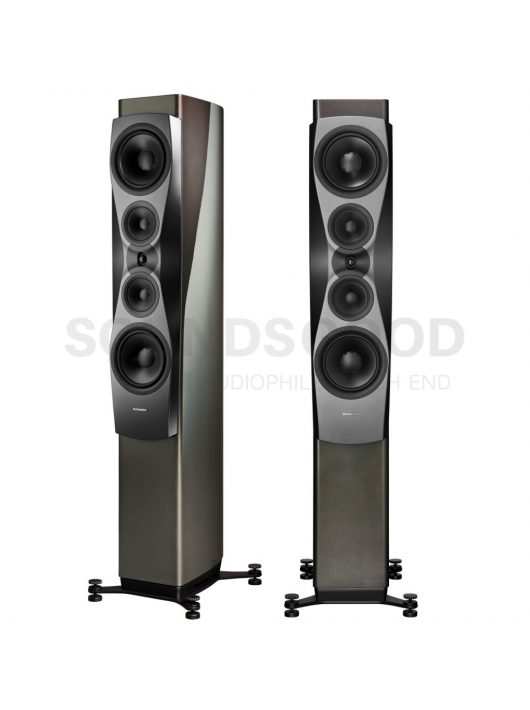 Dynaudio Confidence 60 High End álló hangfal - Smoke High Gloss