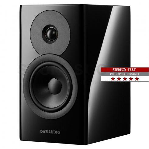 Dynaudio Evoke 10 állványos hangfal - Black High Gloss