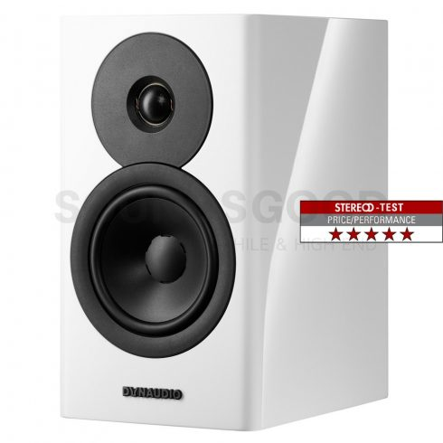 Dynaudio Evoke 10 állványos hangfal - White High Gloss