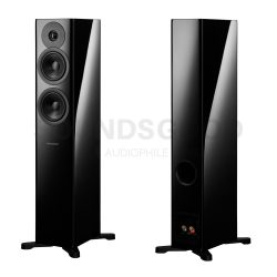 Dynaudio Evoke 30 audiophile álló hangfal - Black High Gloss