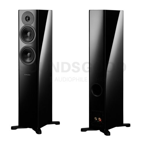 Dynaudio Evoke 30 audiophile álló hangfal - Black High Gloss