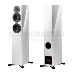Dynaudio Evoke 30 audiophile álló hangfal - White High Gloss