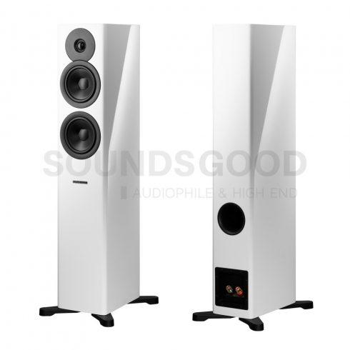 Dynaudio Evoke 30 audiophile álló hangfal - White High Gloss