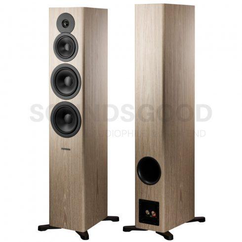 Dynaudio Evoke 50 audiophile álló hangfal - Blonde Wood