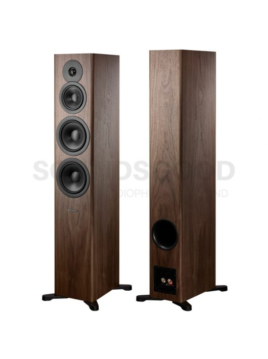 Dynaudio Evoke 50 audiophile álló hangfal - Walnut Wood