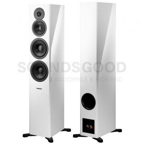 Dynaudio Evoke 50 audiophile álló hangfal - White High Gloss