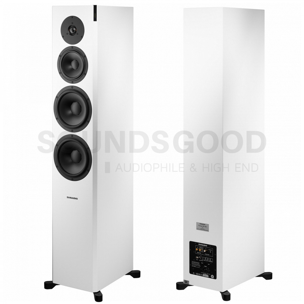 dynaudio focus 60 xd high end ll akt v hangfal high glos. Black Bedroom Furniture Sets. Home Design Ideas