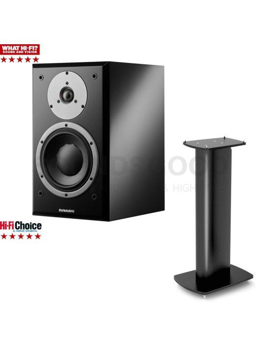 Dynaudio Emit M20 állványos hangfal + Stand 6 állvány (fekete)