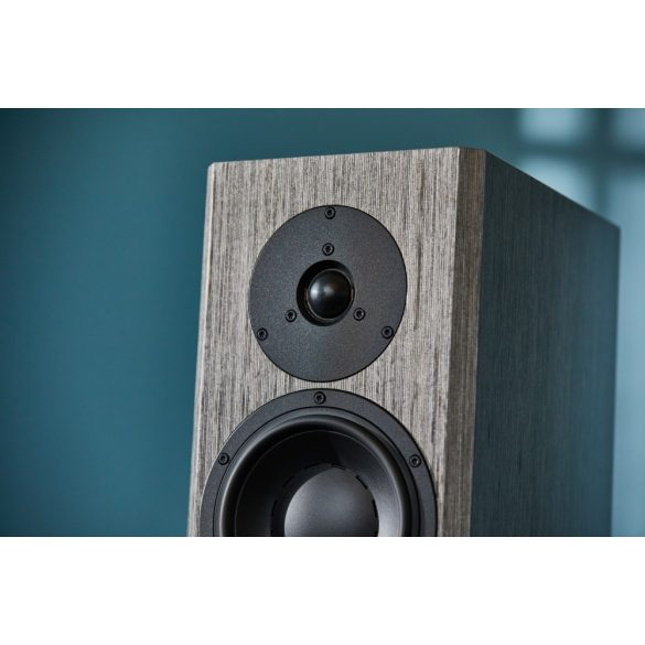 Dynaudio Special Forty állványos hangfal - Grey Birch/Black