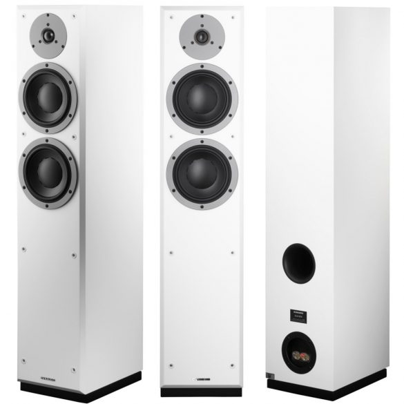 Dynaudio Emit M30 audiophile álló hangfal - Satin White