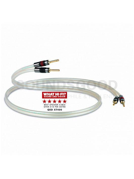 QED XT400 Reference hangfalkábel - Szereletlen kábel, csatlakozók nélkül