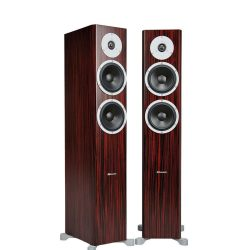 Dynaudio Excite X34 audiophile álló hangfal - Rosewood - Bemutató darab!