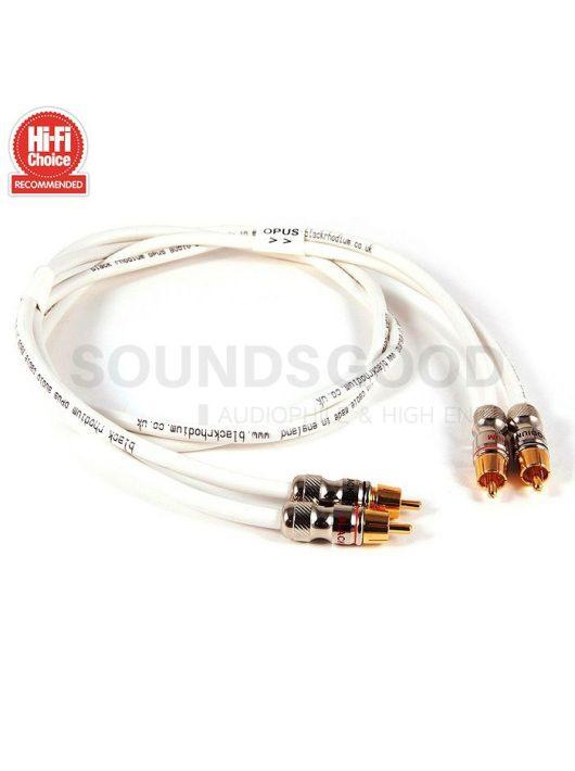Black Rhodium Opus RCA kábel - 2 x 1,0 m