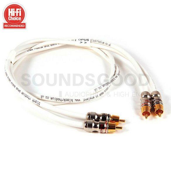 Black Rhodium Opus RCA kábel