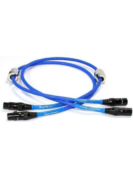 Black Rhodium Sonata VS1 analóg összekötő kábel - 1,0 m