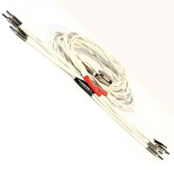 Black Rhodium Samba VS1 hangfalkábel (gyári szerelt) - 3,0 m