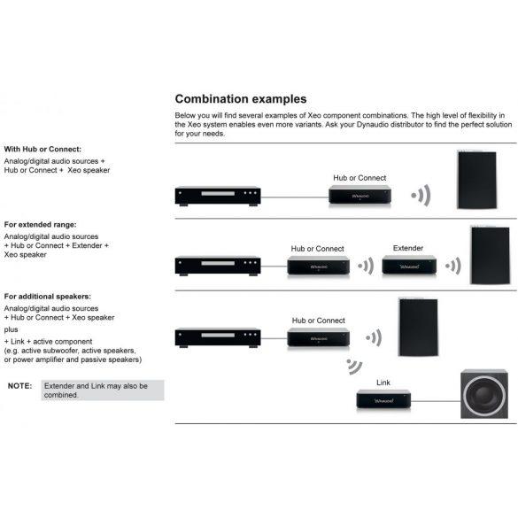 Dynaudio XEO Extender wireless transmitter